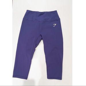 gymshark capri leggings